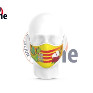 Mascarilla Sublimada – Sant Jordi 2020